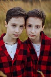 Кравцовы Николай и Михаил